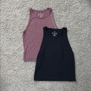 (2) American Eagle Soft & Sexy Tank Top